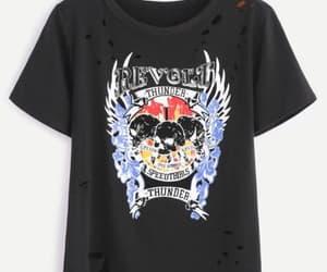 clothing, tshirts, and women image