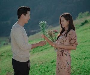 drama, crash landing on you, and korean image