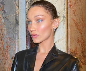 eyeshadow, girl, and model image