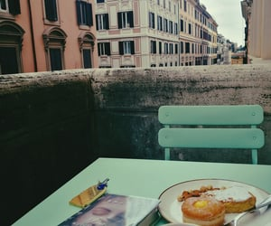 breakfast, morning, and italy image