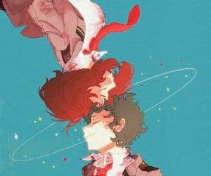 anime, stars, and cute image