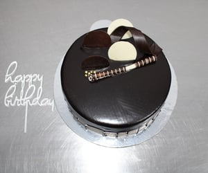 birthday cake, chocolate cake, and deliver cakes to india image