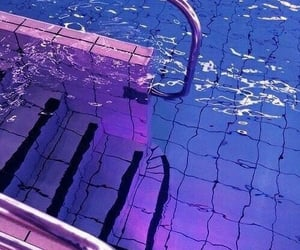 water, aesthetic, and pool image