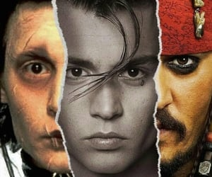 actor, johnny depp, and aesthetic image