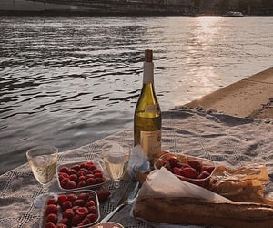 champagne, france, and travel image
