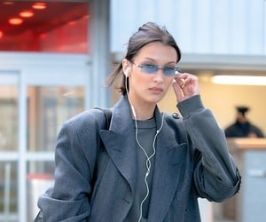 fashion, pretty, and bella hadid image
