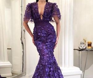 dress, vestido, and fashion image
