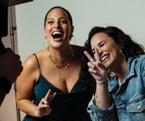 demi lovato, interview, and Queen image