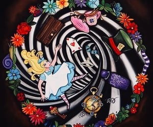 alice, art, and cool image