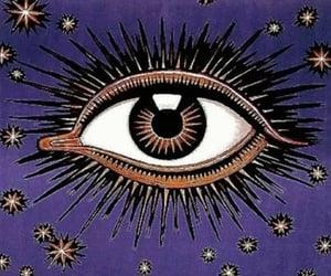 eye and stars image