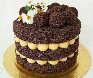 bakery, cakes, and chocolate cake image