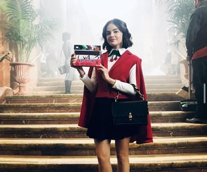 actress, model, and pretty little liars image