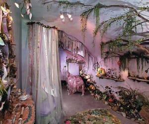 cottage, fairy, and cottagecore image