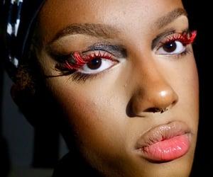 aesthetic, égirl, and makeup aesthetic image