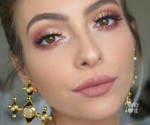 elegance, lipstick, and modern image