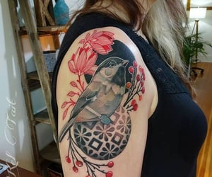 art, tattoo, and awesome image