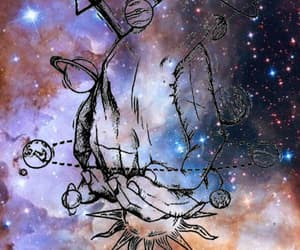 constellation, couples, and Ilustration image