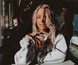 beautiful, lifestyle, and blonde image
