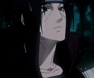 itachi, naruto, and anime image
