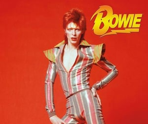 classic rock, david bowie, and retro image