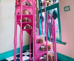 candy, harry potter, and pink aesthetic image