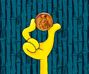 nickelodeon, penny, and spongebob image