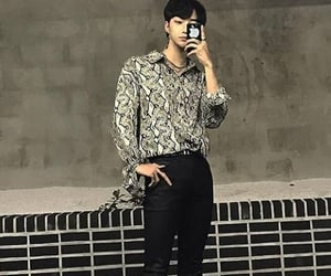 asian boy, looks, and outfits image