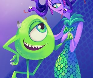 Celia, monsters inc., and pixar image