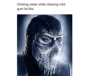 funny, gum, and true image
