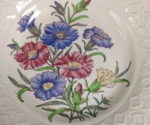 bone china, made in england, and cereal bowl image