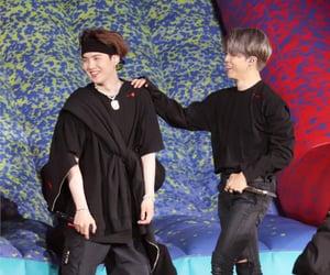 bts, yoongi, and jimin image