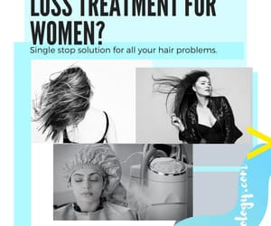 hair care clinics and dandruff treatment clinic image