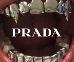 Prada, aesthetic, and teeth image
