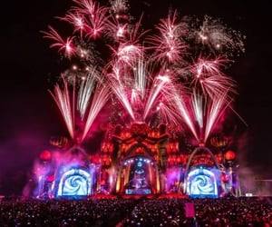 music festival and edc mexico image