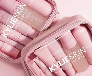 bodycare, pink, and kylie image