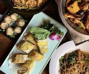 chinatown, tasty, and chinese image