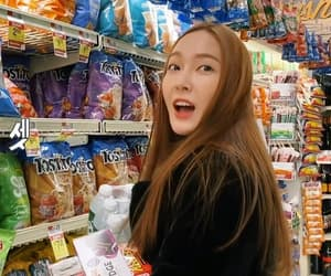 edit, jessica, and snsd image