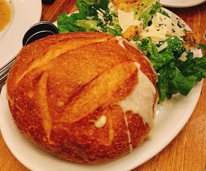 discover, photo, and bread soup image