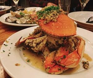 crab, photo, and good image