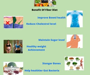 healthy diet, fiber supplements, and benefit of eating well image