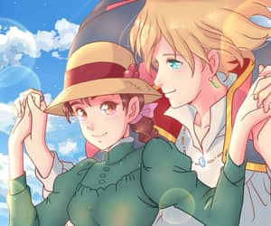 howl's moving castle and ハウルの動く城 image