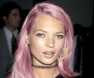 90's, pink hair, and goals image