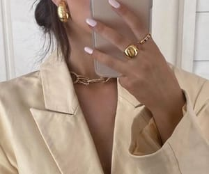 jewelry, fashion, and girl image