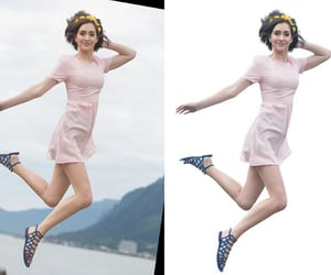 image editing, image masking, and clipping path service image