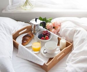 breakfast, aesthetic, and coffee image