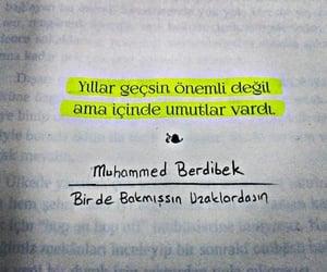 alıntı, türkçe sözler, and muhammed berdibek image