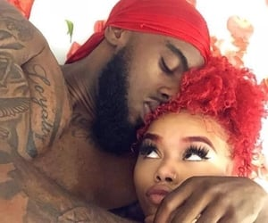 couples, love, and crazy ratchet love image