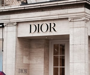 fashion, architecture, and dior image