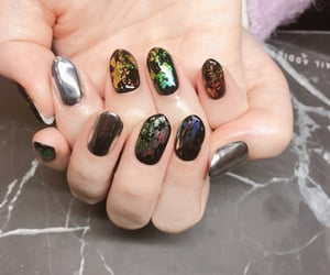 metal, nail, and larcenciel image
