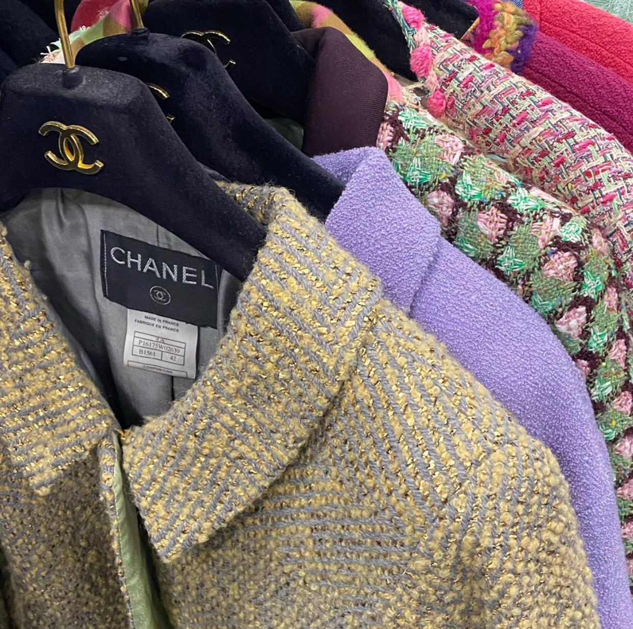aesthetic, chanel, and clothes image